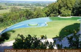 Jardim Exterior – Residencial